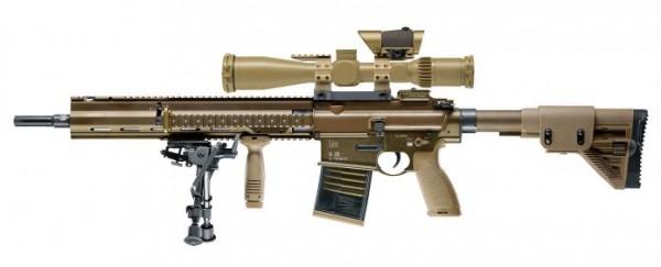 Heckler & Koch G28 6mm S-AEG Airsoft DMR