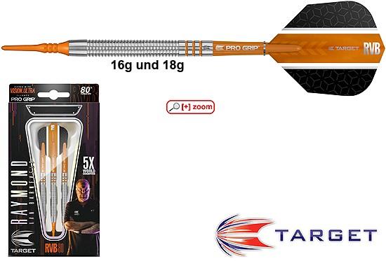 TARGET RVB80 Raymond van Barneveld 18g
