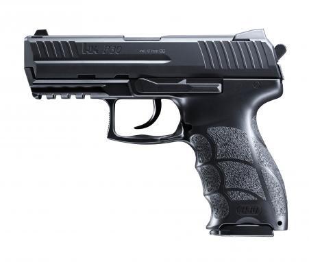 Heckler & Koch P30 cal. 6 mm BB - schwarz