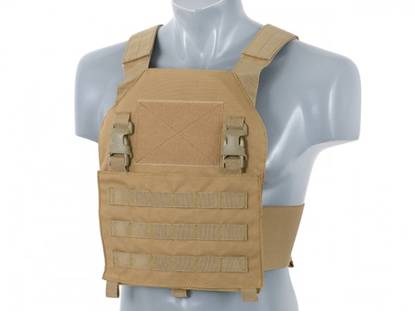 BUCKLE UP SHOOTER PLATE CARRIER COYOTE
