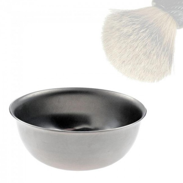 Rasier-Seifenschale rostfrei