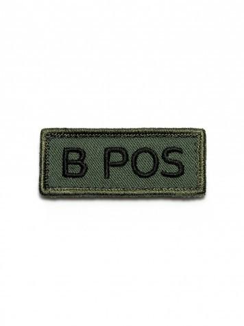 KHS Patch B Pos