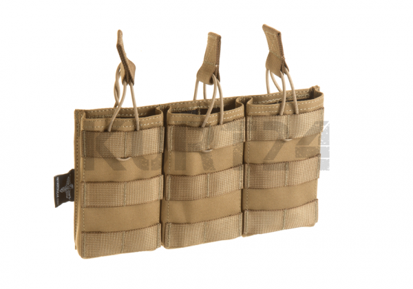M4 Triple Direct Action Mag Pouch Tan