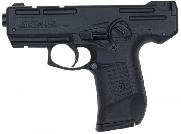 Zoraki 925 im Kaliber 9mm P.A.K. schwarz
