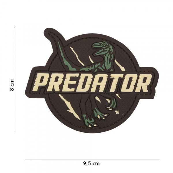 Patch 3D PVC Predator multi