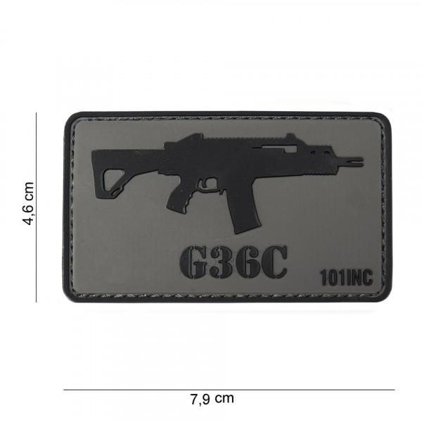 Patch 3D PVC G36C