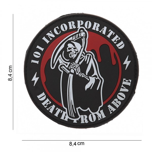 Patch PVC 101 INC death from above