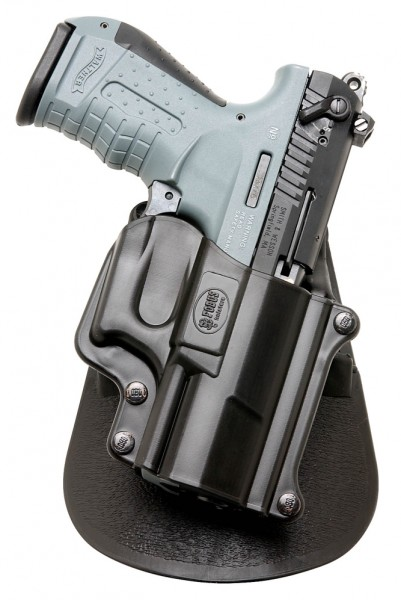 Walther P22 Holster Rotation