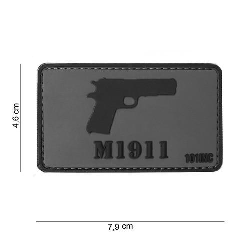 Patch 3D PVC M1911