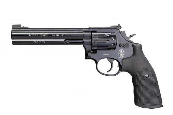 """Smith&Wesson Mod. 686-6"""" CO2.Revolver 4,5 mm (.177) Diabolo"""