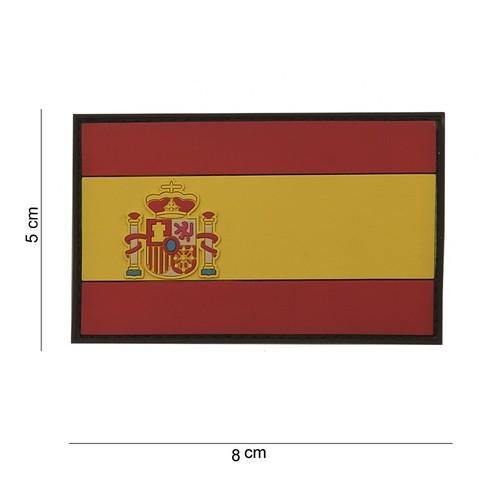 Patch 3D PVC Spain