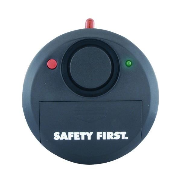 kh security Glasbruchalarm Safety First schwarz