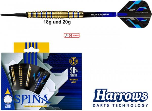 HARROWS Spina 90% gold/blue 18g