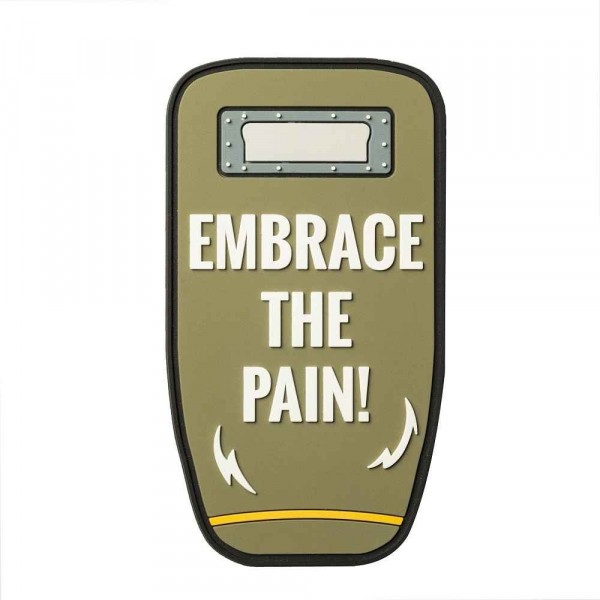 Embrace the Pain Patch