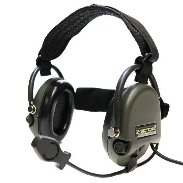 Z-Tactical Liberator II Neckband Headset
