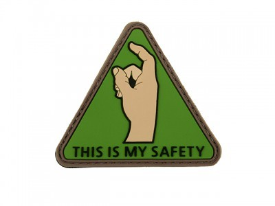 This is my Safety Patch