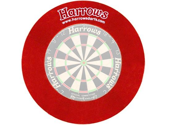 HARROWS Board Surround red