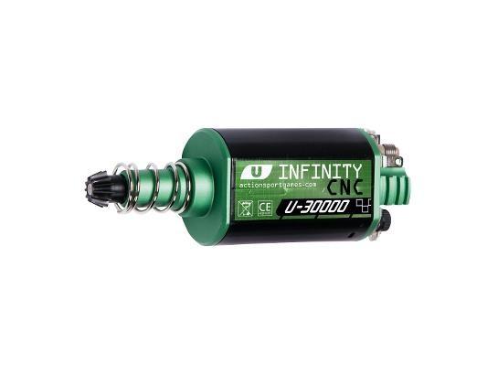 Motor INFINITY CNC U-30000 short axle