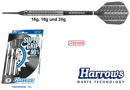 HARROWS Super Grip 16g