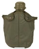 Belgische Feldflasche 1 Liter mit Hülle