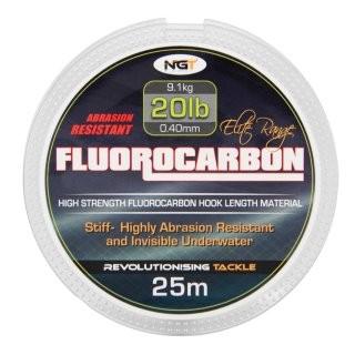 Fluorocarbon 25 Meter 0,40