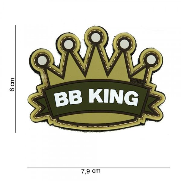 Patch 3D PVC BB king sand