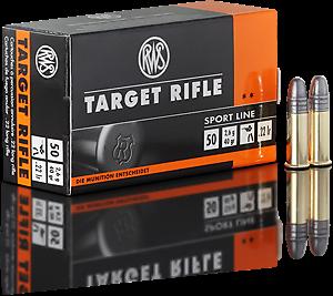 RWS Target Rifle 50 St.