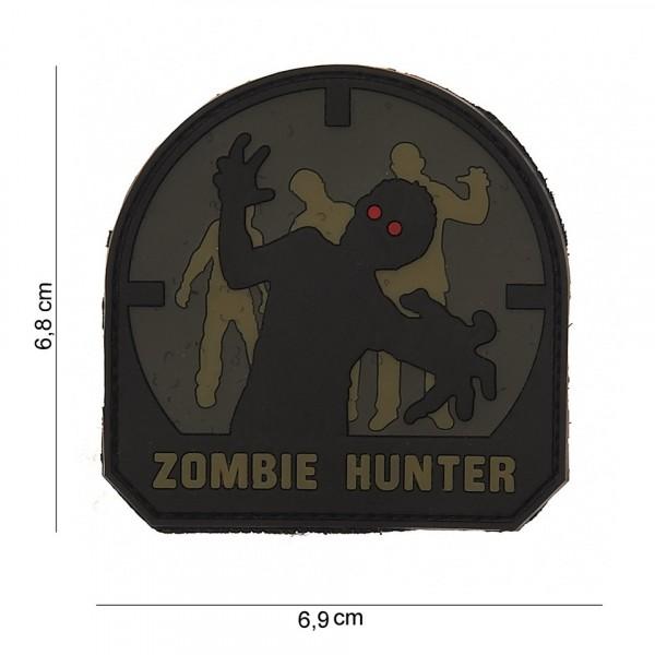 Patch Zombie Hunter Acu-A