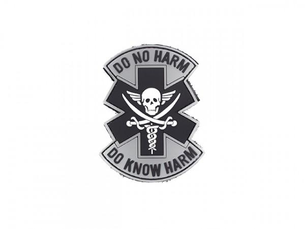 DO NO HARM PVC Patch 1