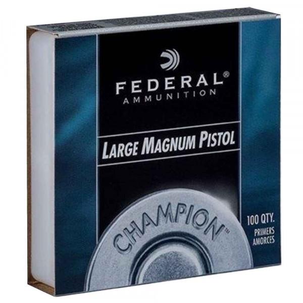 Federal 155, Large Pistol Mag.