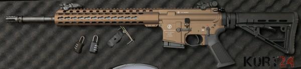 Schmeisser AR15 M5F Bronze Kurt24 Edition