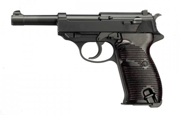 Walther P38 6mm bb GBB