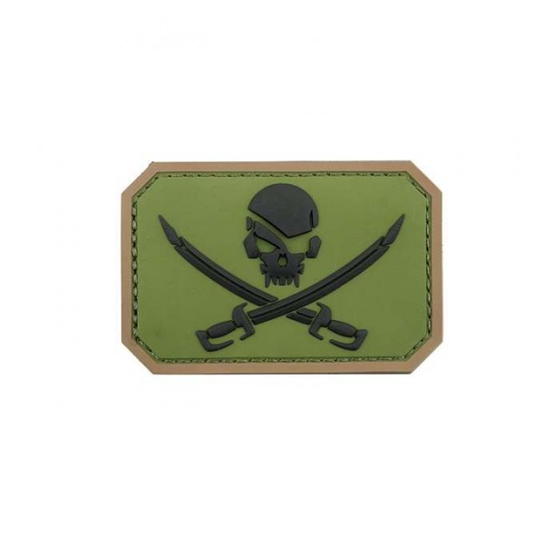 Pirate PVC Patch 4