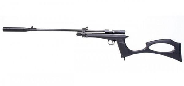 Diana Chaser Rifle Set 4,5mm Diabolo Co2 Waffe