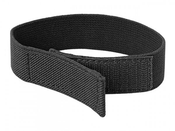 Beinmanschette / Hosenband Schwarz