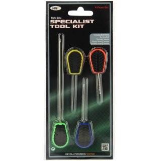4tlg. Werkzeug Set Kunststoff