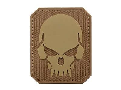 Pirateskull PVC Patch 2
