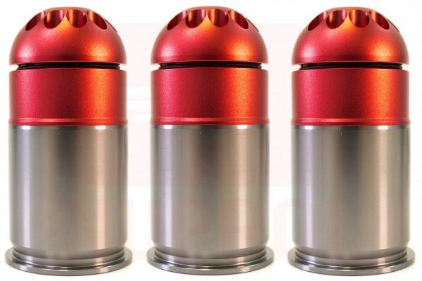 Nuprol 40mm Granaten 120 Schuss 3-er Set
