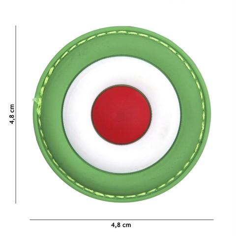 PATCH 3D PVC ITALIAN AIR FORCE
