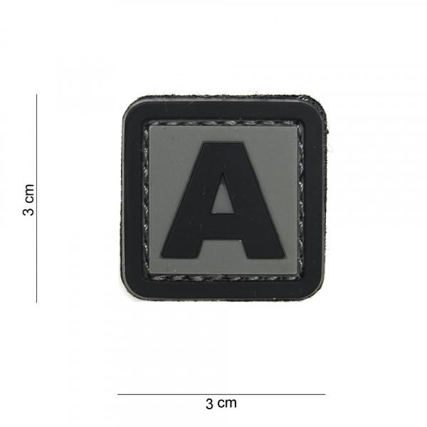 Patch 3D PVC A