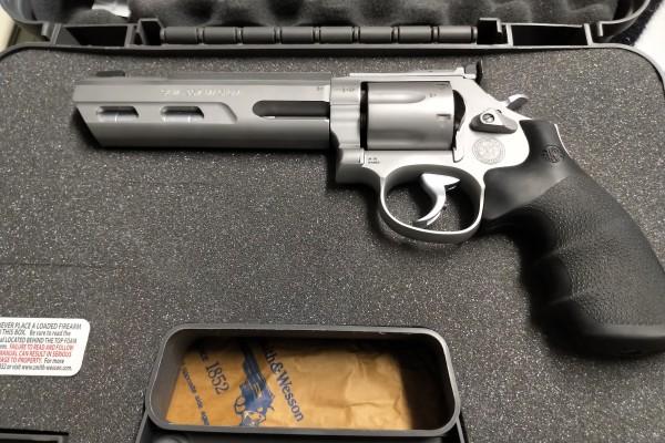 """S&W 686 Competitor 6"""" .357 Magnum"""