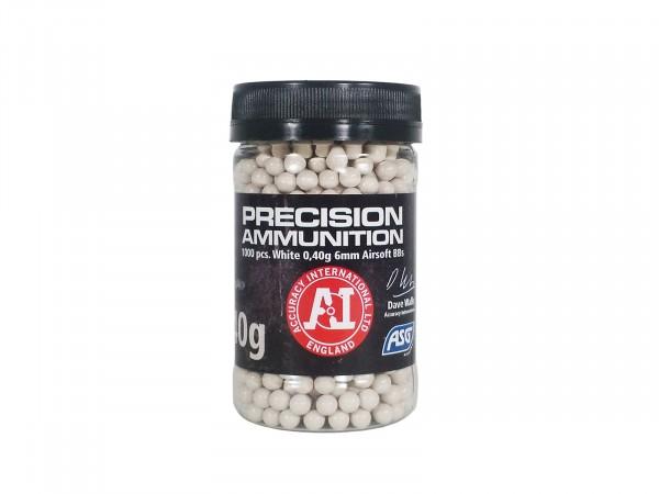 Precision Ammunition Heavy 0,40 gram 6mm BBs