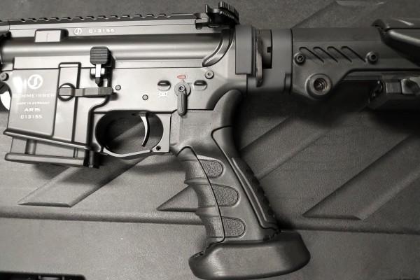 """Schmeisser AR15 DMR SCHWARZMATT 18 """""""
