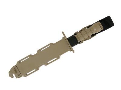 Dummy bayonet für M4/M16 Tan