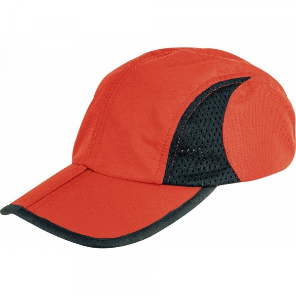 Highlander Mens Light Reflective Adjustable Trekker Cap With Pouch