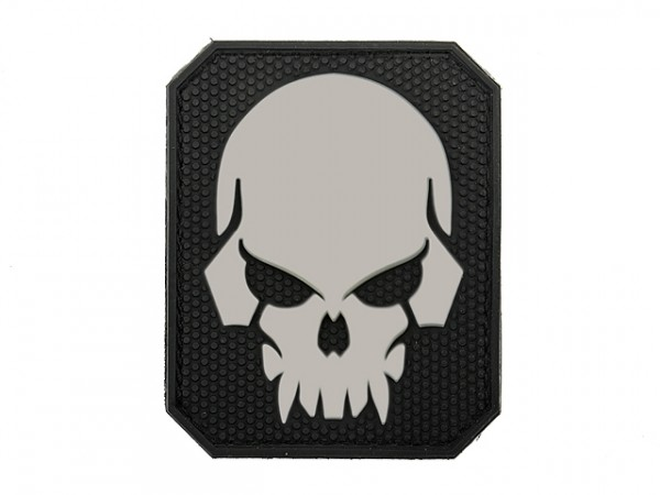 Pirateskull PVC Patch 4