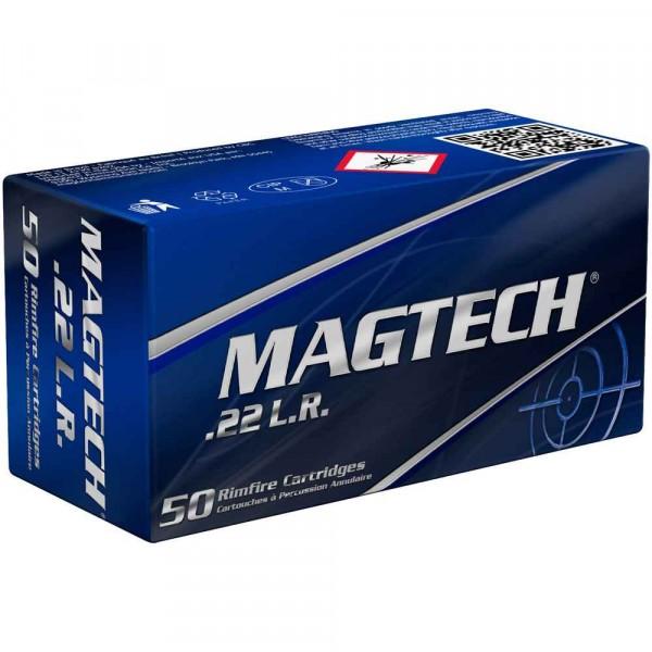 Magtech .22 lfB., HP HV Copper