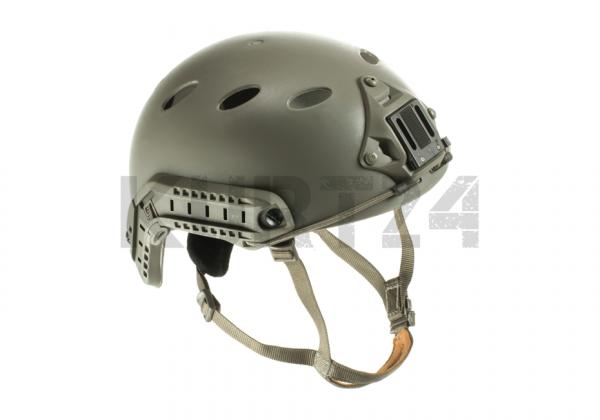 FAST Helmet PJ Simple Version Foliage Green