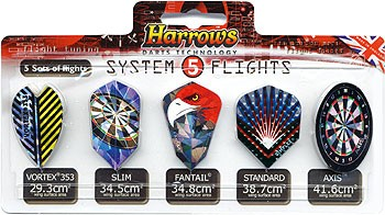 HARROWS System 5 Flights