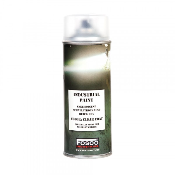 Spray Clear Coat / Varnish